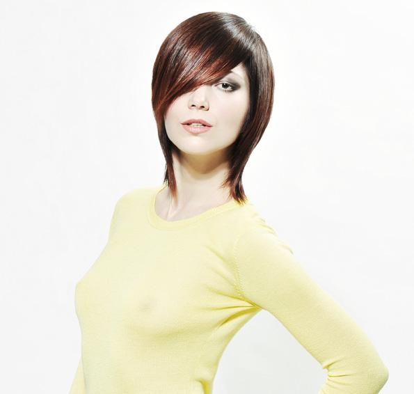 Haarfarbe mit REDKEN Chromatics