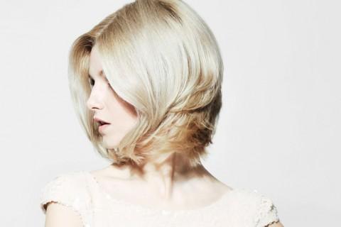 Mittellanges Haar