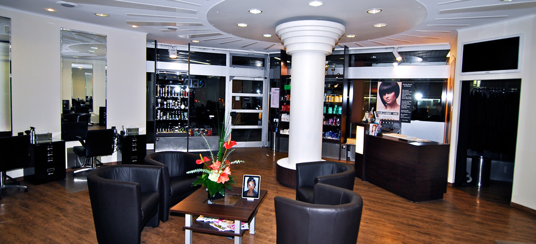 Wallmeier Hair Salon Innenansicht